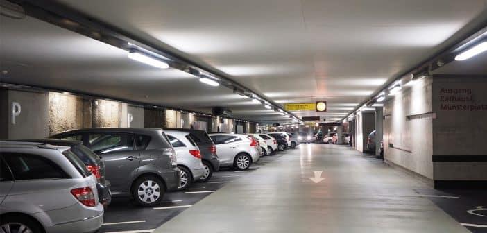 parking privé à Toulouse