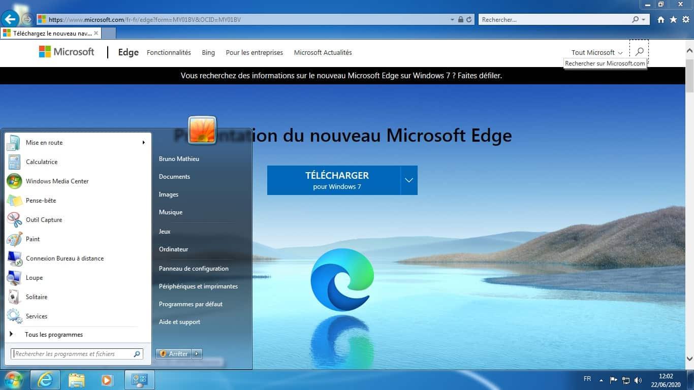 Est-ce que Microsoft Edge est gratuit ?