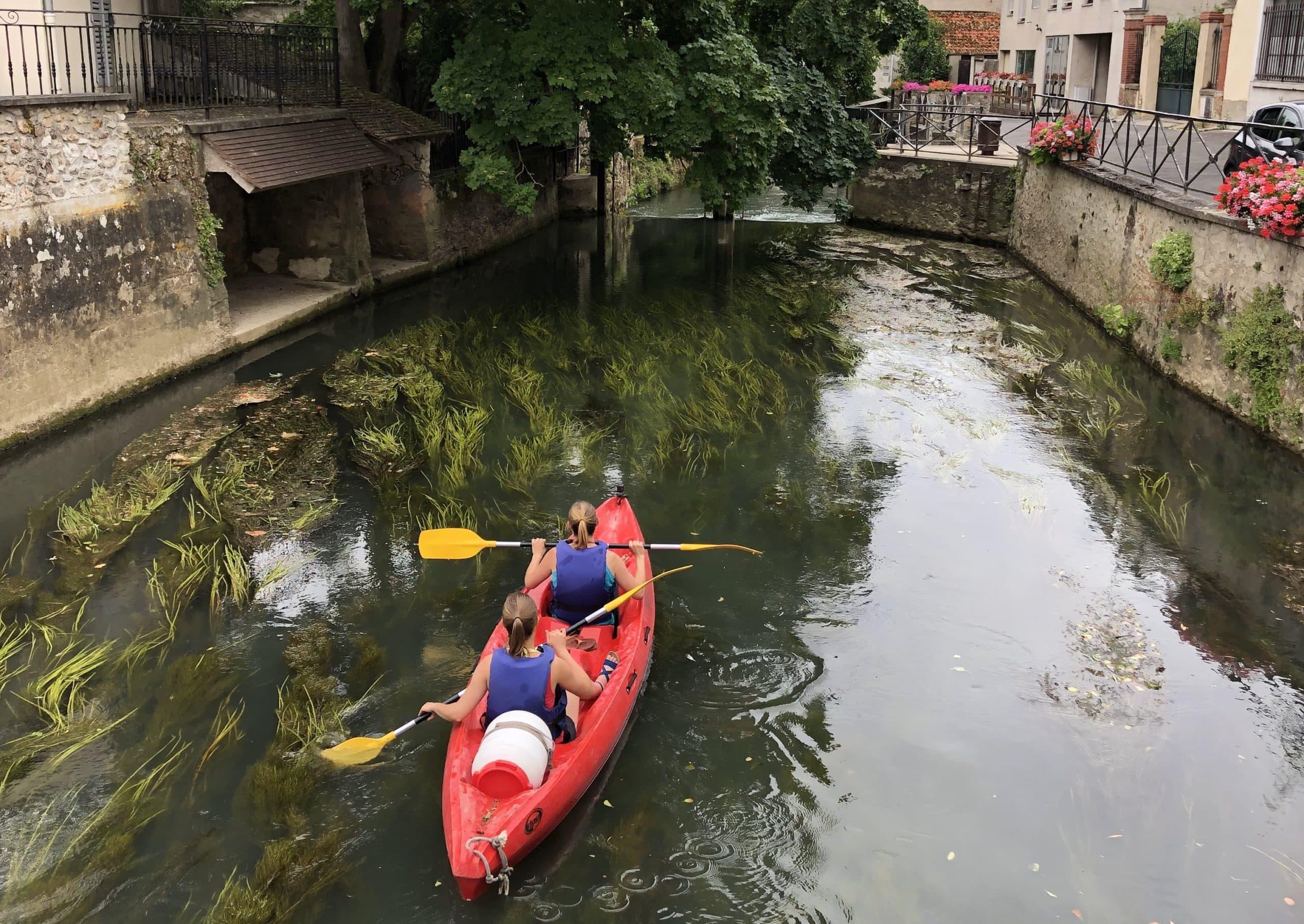 Comment pratiquer le Canoë-kayak ?