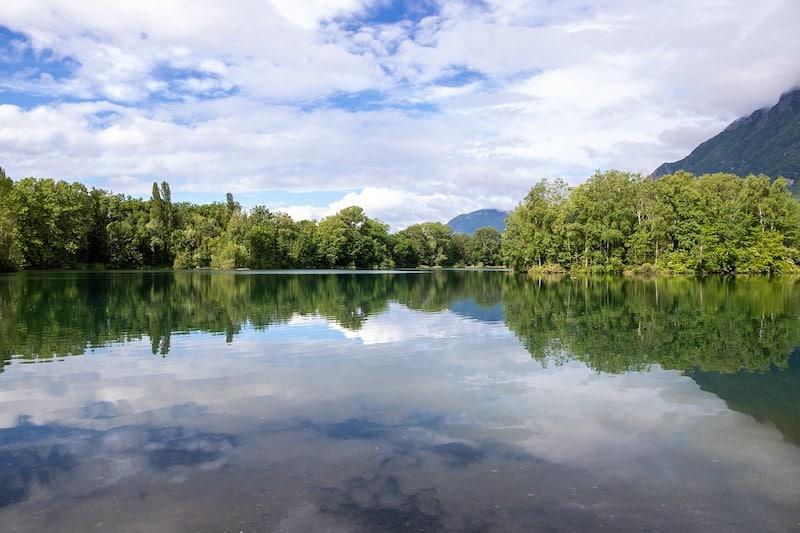 Où se baigner à 100 km de Paris ?