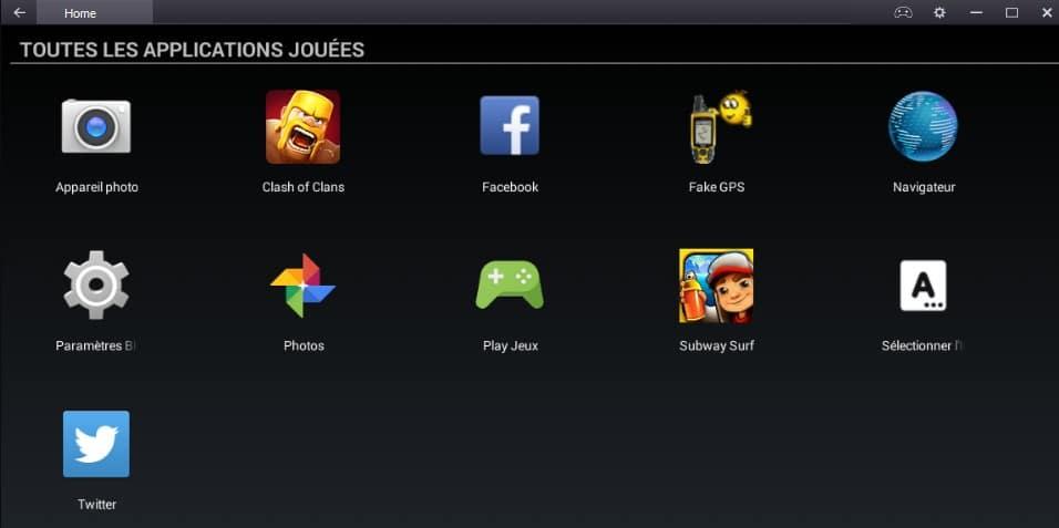 Comment jouer à des jeux téléphone sur PC ?